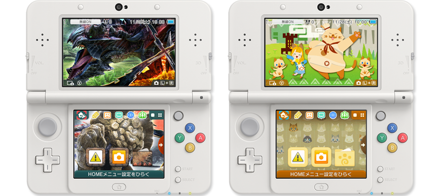 MHX_3DS_themes
